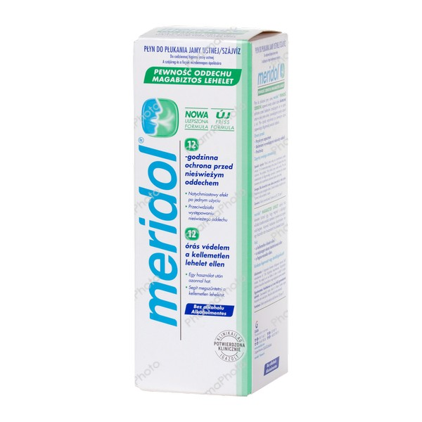 Meridol Halitosis szajviz 400ml840176 2017 tn